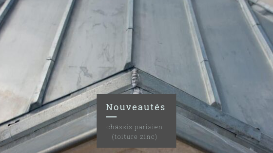 toiture zinc