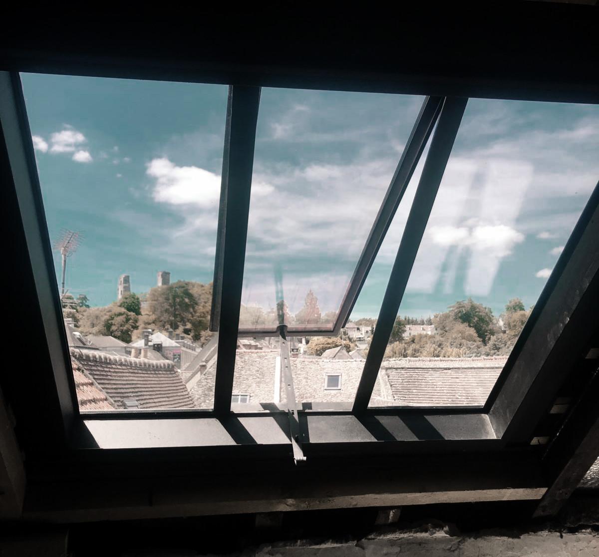 fenetre de toit patrimoine